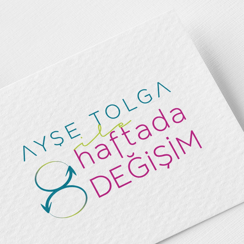 Branding Ayse Tolga 8 Haftada Degisim logo
