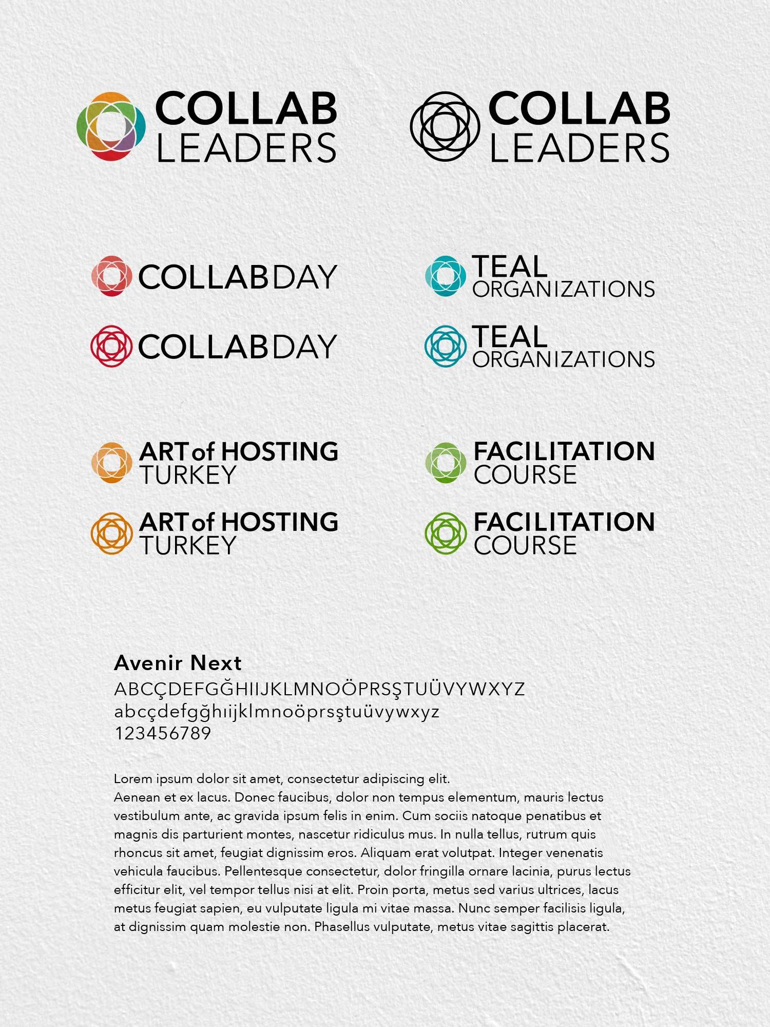 Branding Collab identity