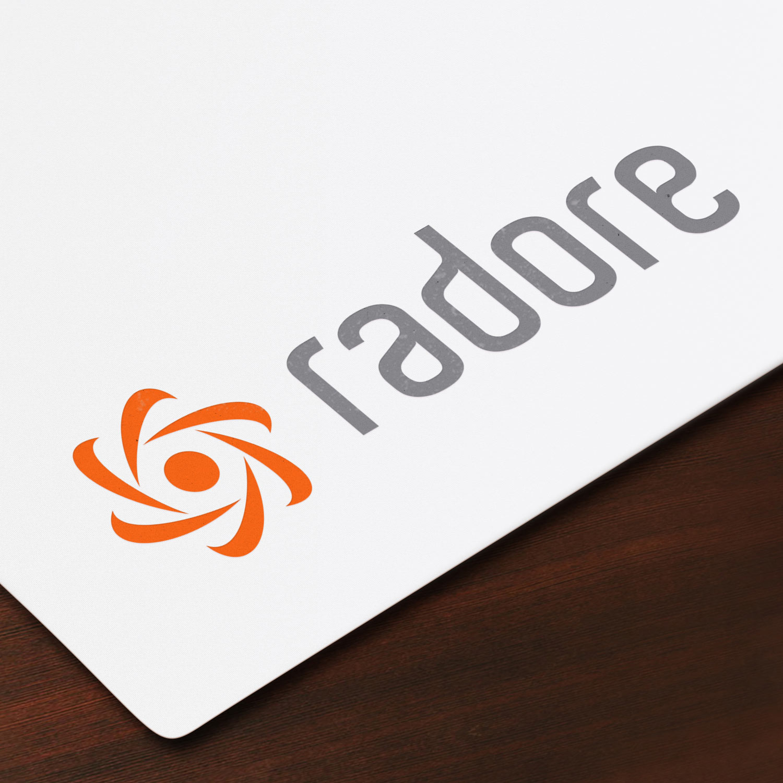 Branding Radore logo color