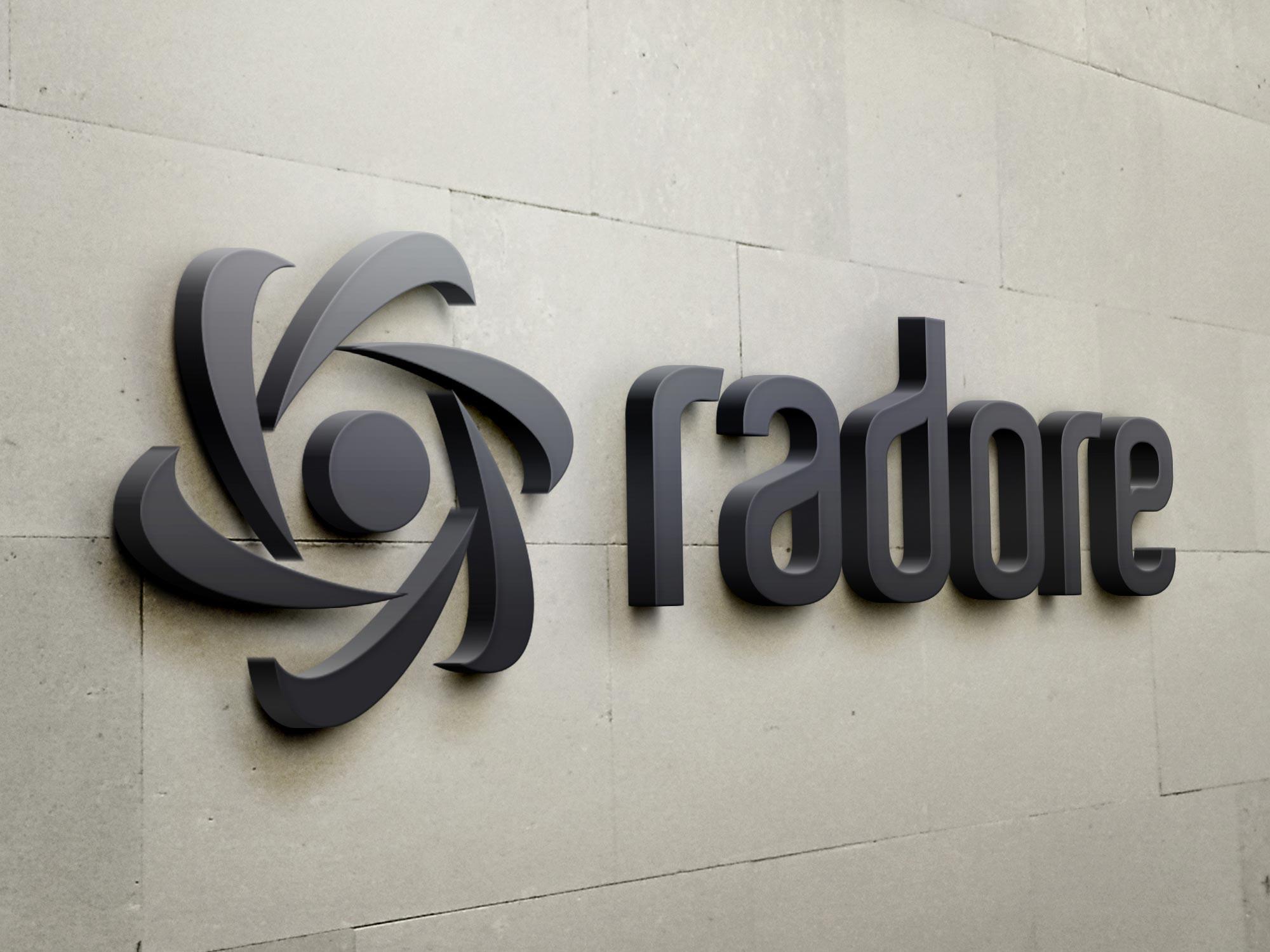 Branding Radore logo
