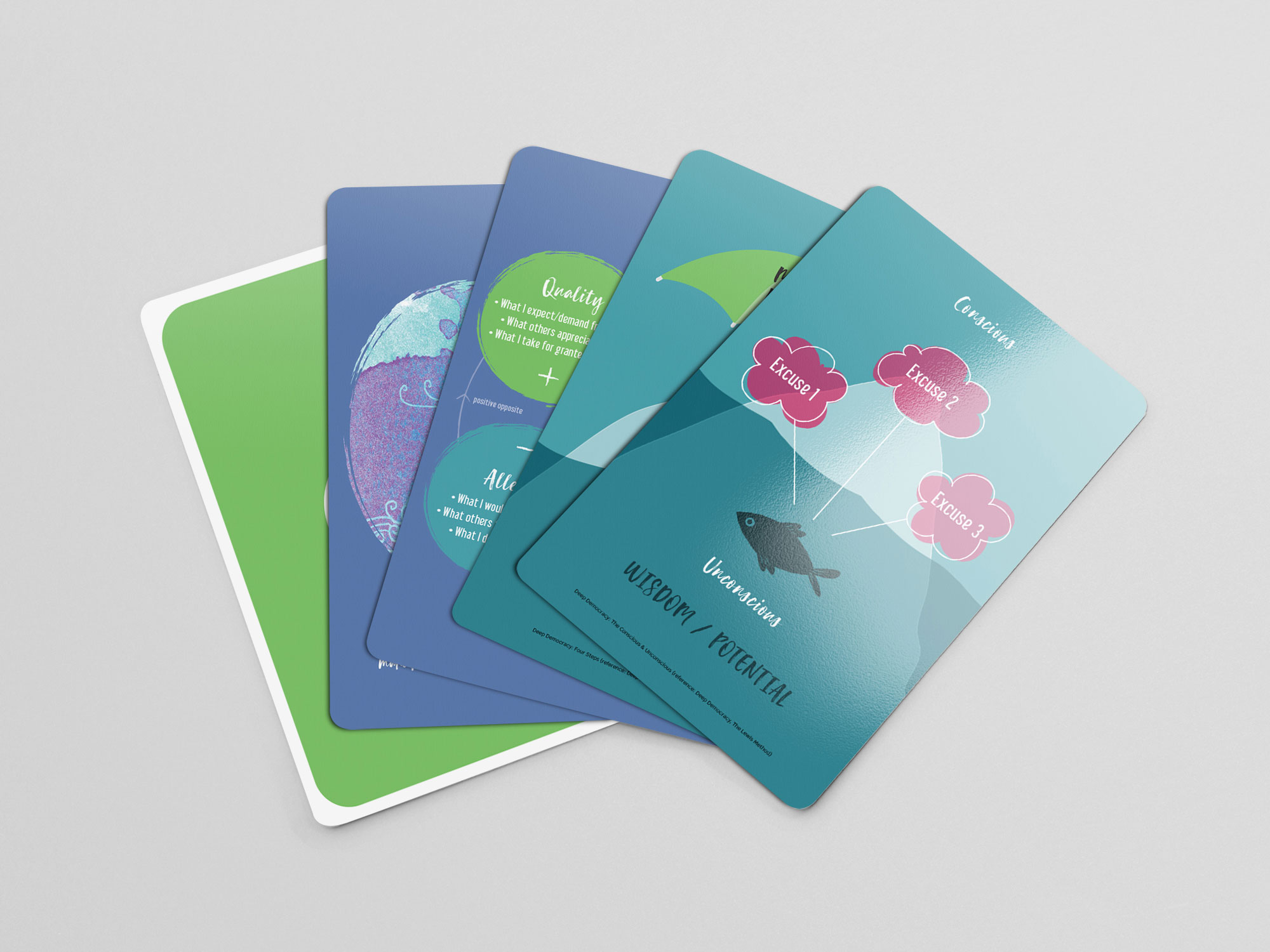 Branding Act Academy Cards
