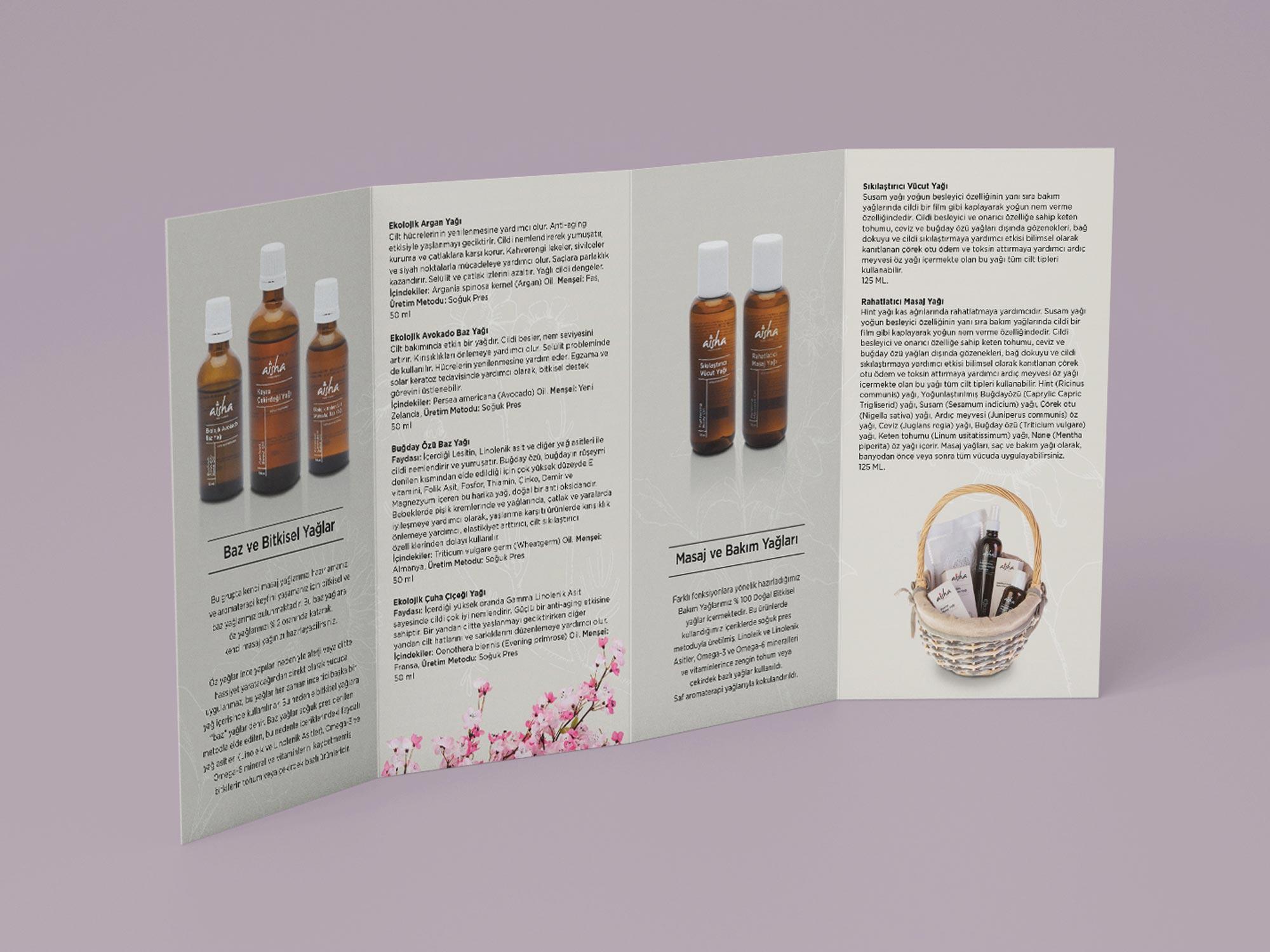 Layout Aisha Aromatherapy Brochure 02