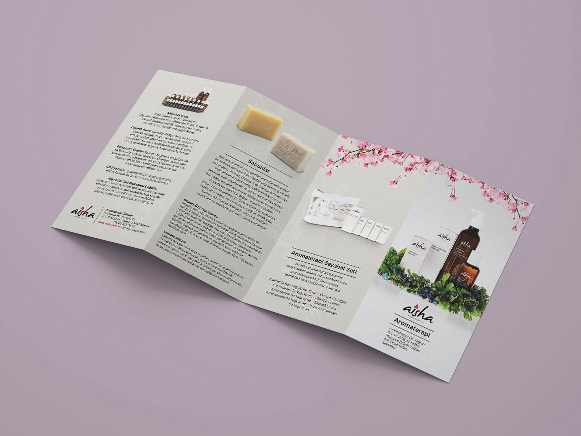 Layout Aisha Aromatherapy Brochure 03