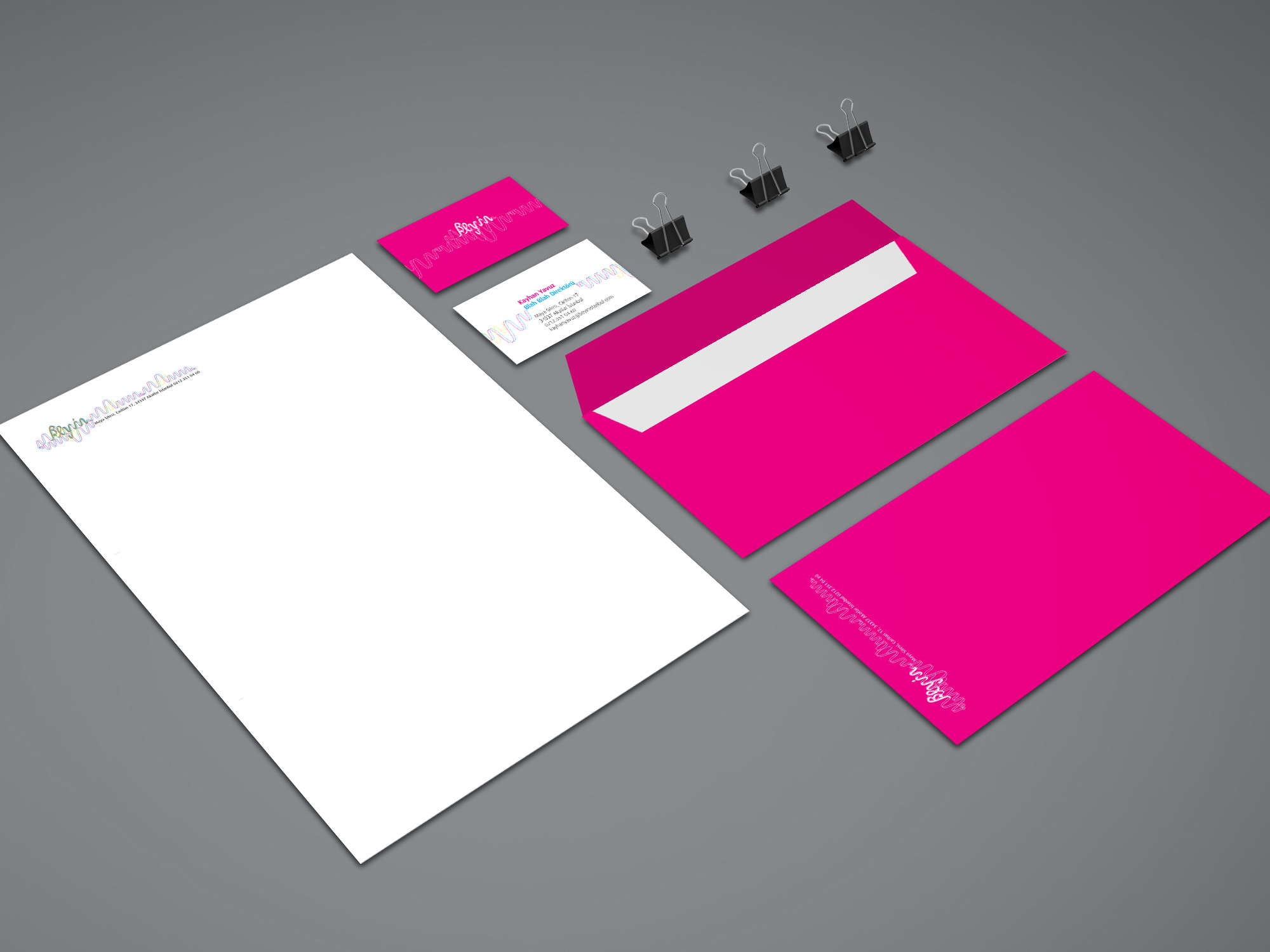 Beyin Sketch Beta Stationery