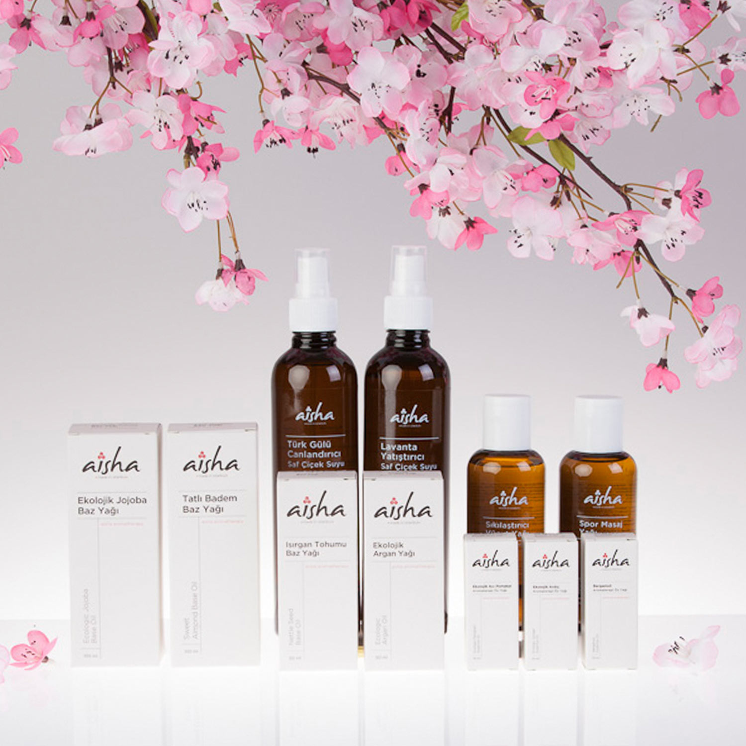 Miscellaneous Aisha aromatherapy Packaging 01