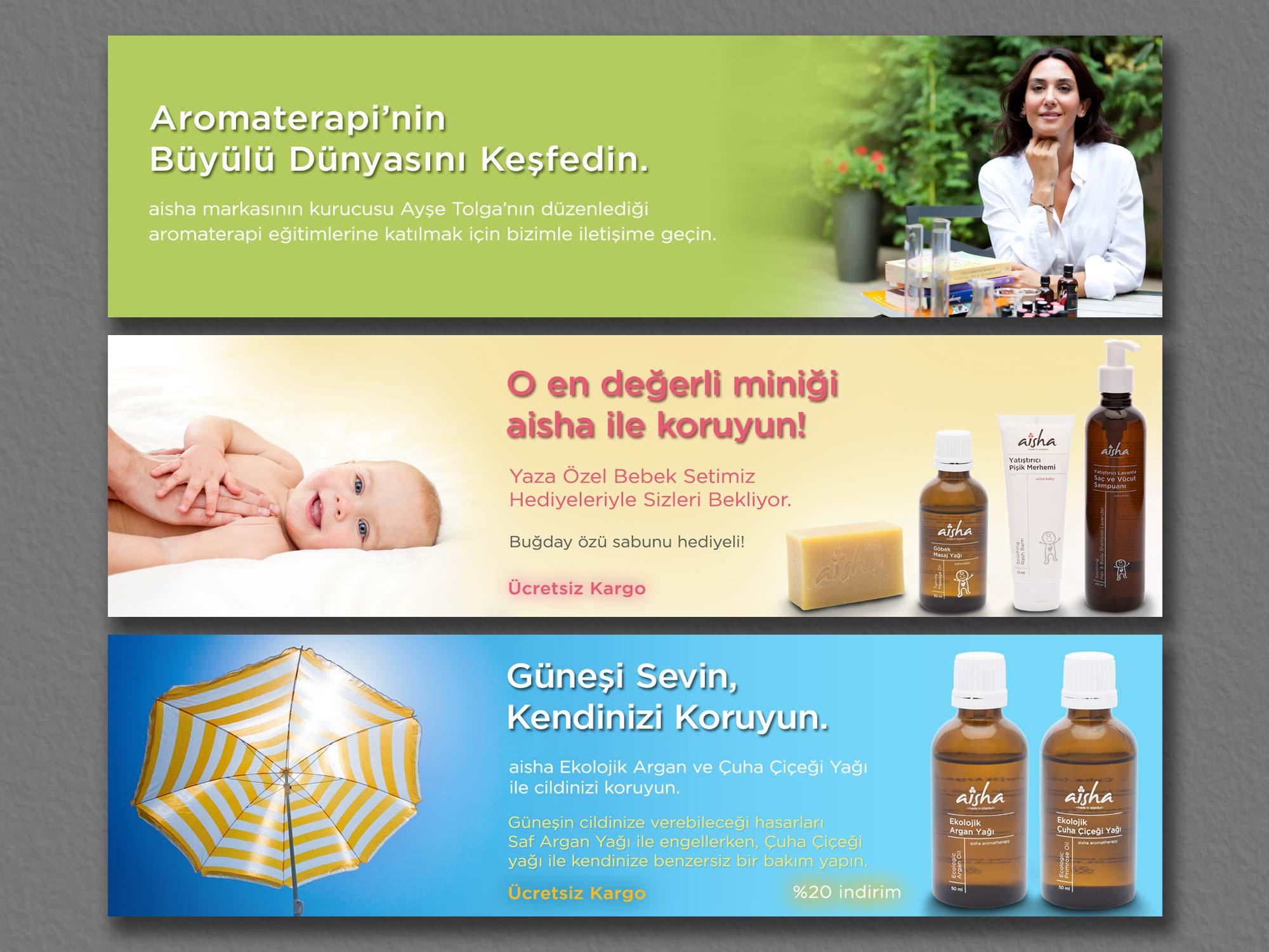 Miscellaneous Aisha aromatherapy web banner 02